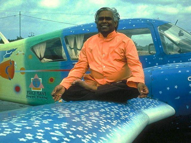 סוואמי וישנו דבננדה משימות שלום